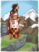 The Inca Princess by landesfes