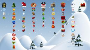 Christmas - PS3 Theme by yorksensation