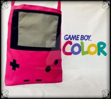 GAME BOY COLOR BAGS by akirepower