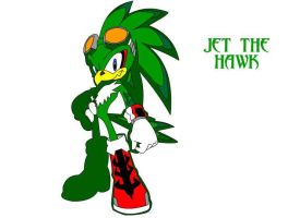 Jet the Hawk by bw4789