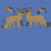 Jacob and Lucas ref by yodobutts