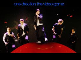 One Direction: the video game by Falloutdaylenne