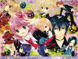 Shugo Chara Desktop of Awesome by ShugoCharaPrincess