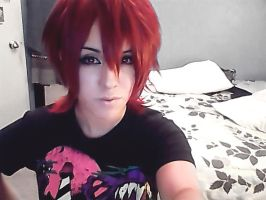 Amnesia Shin-Wig and Makeup TEST by HACKproductions