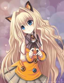 Vocaloid 3 :: SeeU by sunshineikimaru