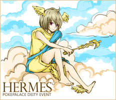 PP - HERMES a deity event by keiizen