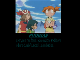 Motivational Poster-Phobias by PeteTheRock2002