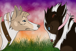 Breeding Image: Rip and Maeve by EhwazMaddoxKennels