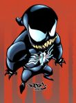 Little Venom in Colour by Red-J