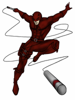 Daredevil by vindications