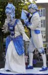 Living Statues 6 by JanuaryGuest