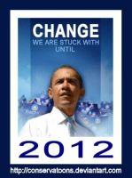 Change We Are Stuck With 2012 by Conservatoons