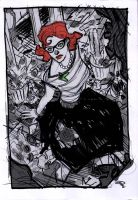 Poison Ivy - Rockabilly Universe by DenisM79