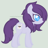 Bunny Boo Redesign by HopeForTheFuture13