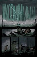 Silent Hill Downpour #4 Page 9 by T-RexJones