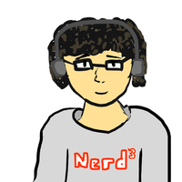 some nerdcubed fanart by marioking9