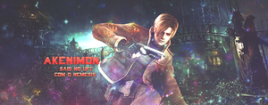 Resident Evil Capa by SuppyArts