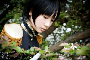 APH - Black Japan 1 by HoneydewLoveCosplay