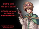 Abacus' PSA about Botting and buying Zeny by zoesensei