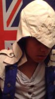 Connor Kenway / Assassin`s Creed III Costume by KrishnaDammertArt