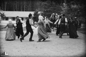 Square Dance - Kings Landing by imonline