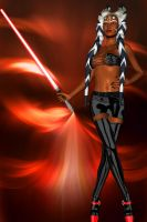 darth ahsoka by mememo