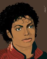 Michael Jackson by LovePhotoshop