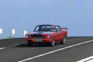 Shelby GT350 '65 (Tuned) by lubeify200
