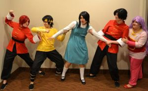 Ranma- Hands off my Girl by youmee400