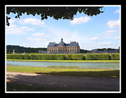 Vaux-le-Vicomte by ButterFly-Away