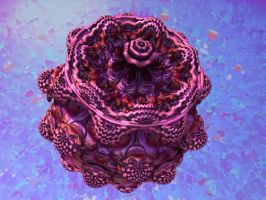 Mandelbulb Classico Anniversary Special Full Bulb by catelee2u