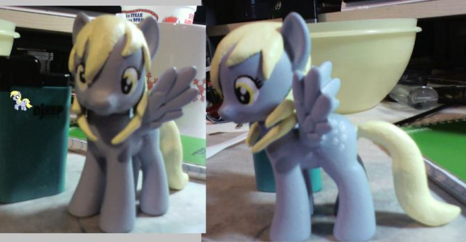 Derpy Hooves (First MLP:FiM edit) by Big-Joop