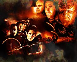 movies and tv/Babylon 5 by scifiman
