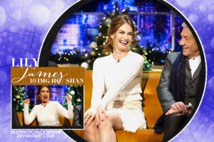 Photopack 7126 - Lily James by BestPhotopacksEverr