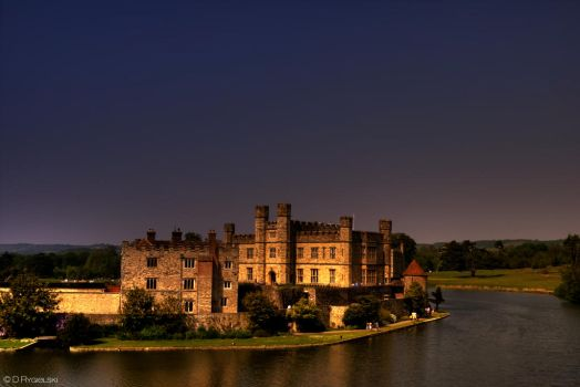 Leeds Castle by Rygas
