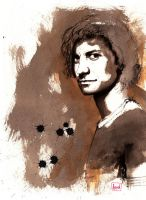 Wally De Backer.... AKA Gotye by lloyd-art