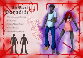 CR - ARTBLOCK PARASITE by crimson-grizzly