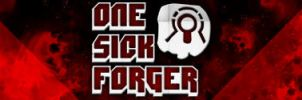 OneSickForger Twitch TV Theme Header by Smyf