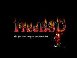 FreeBSD by martien