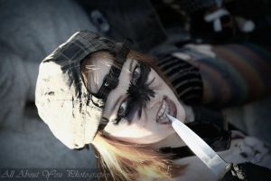 Apocalypse in the Cemetery V by MooneWolfe
