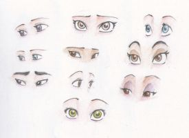 Eyes by whenyoubelieve17