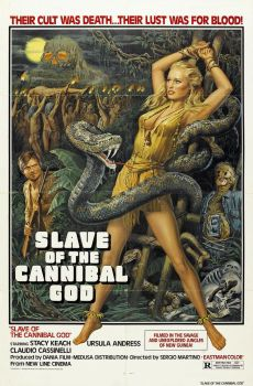 slave of the cannibal god by peterpulp