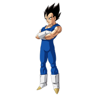 Vegeta by Dark-Crawler
