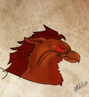 griffon wip by Angry-Popcorn