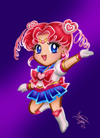 Sailor Chibichibi by enigmawing