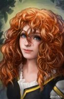 Merida by Junica-Hots