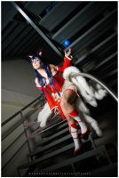 Ahri - League of legends I. by Candustark