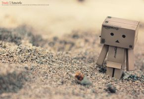 Danbo thinks whats this by bwaworga