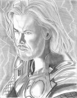 The Mighty Thor by Wanted75