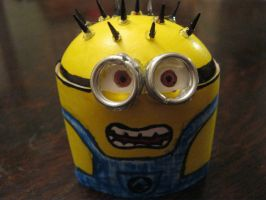 minion egg 1 by toastles